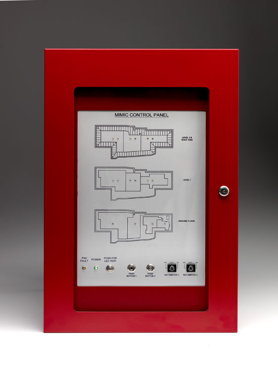 examples of customized fire panel manufacturing